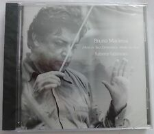 Bruno Maderna: Music in Two Dimensions - Works for Flute (CD, Aug-2013, Mode...