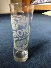 Set Of 2 Peroni Nastro Azzurro HALF PINT Glasses 10oz Brand New 100/% Genuine CE