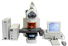 Nikon Eclipse 90i Microscope System With Prior Motorized Stage Accessories 8990r