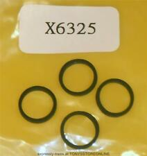 10mm hornby oo spares x6121 1x pack of 4 loco traction tyres