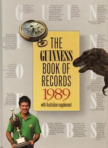Image result for 1989 guinness book of records australian edition