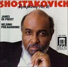Shostakovich: Symphony No. 10 (CD, Nov-1990, Delos)