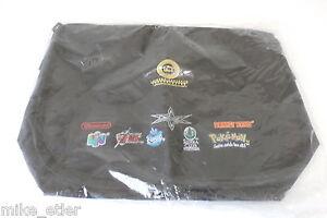 Leisure-Concepts-Nintendo-Zelda-Pokemon-Promotional-Messenger-Bag-New