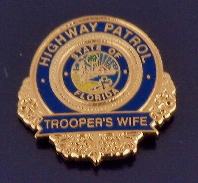 MT  MONTANA HIGHWAY PATROL MINI BADGE PIN NEW POLICE LAPEL PIN