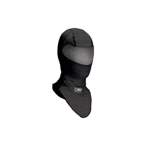 OMP Racing IAA741ECN One Balaclava Black Single Eyeport
