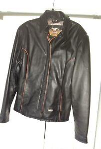 damesjas zijden Harley grote prachtig voering ontworpen maat Davidson ChortdxsQB