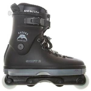 Inlineskating-Artikel Razors Shift 2 Aggressive Inline Skates Mens 6.0 NEW