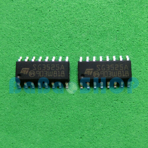 10pcs New SG3525A SG3525 REGULATING PULSE WIDTH MODULATORS ST SOP