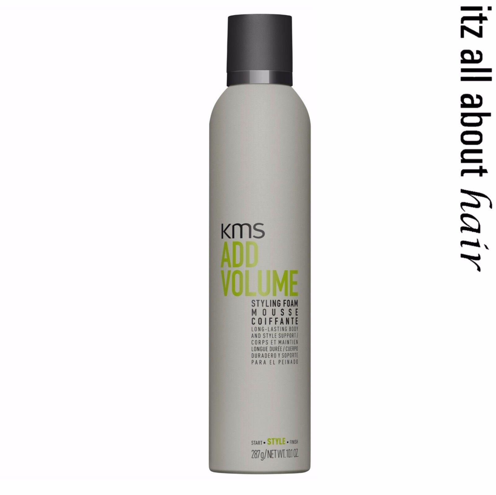 KMS Add volume Styling Foam 287g  x 1