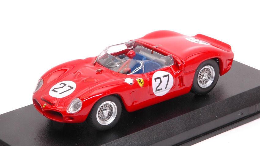 Ferrari Dino 268 Sp  27 50th Anniversary 1a Vittoria Ferrari 1947 1 43 Model  | Exquisite Handwerkskunst