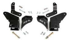 """Front Control Arm Relocation Kit, 1984-2001 Jeep Cherokee XJ with 4.5""""-up Lift"""