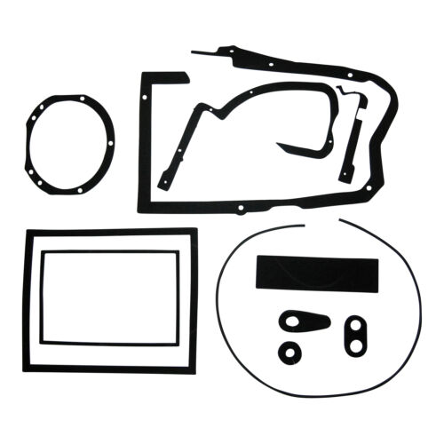 1968 69 70 71 72 CHEVELLE EL CAMINO HEATER BOX AIR CONDITIONING SEAL KIT