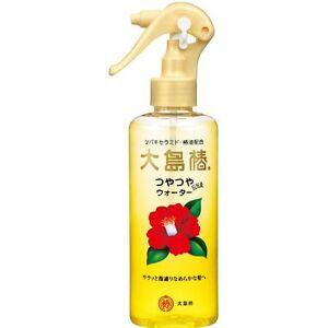 Japanese Oshima Tsubaki Camellia Oil Hair Water 180ml ...
