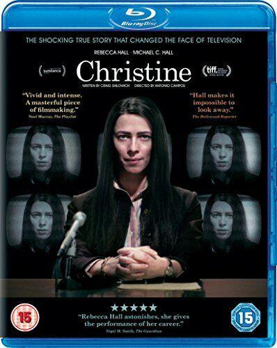 Christine [Blu-ray] [DVD][Region 2]