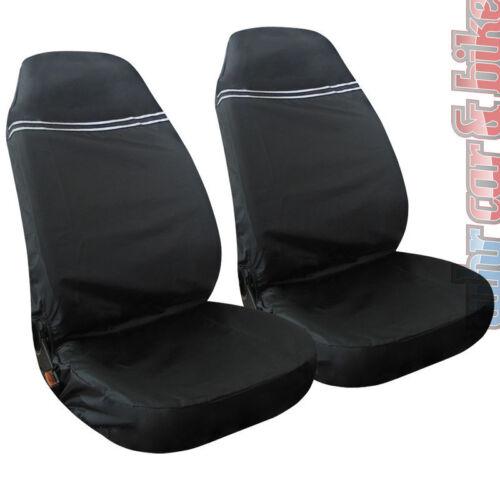 Eufab 2er-Set Polyester Werkstattschoner Schonbezug Schutzbezug Sitzschoner