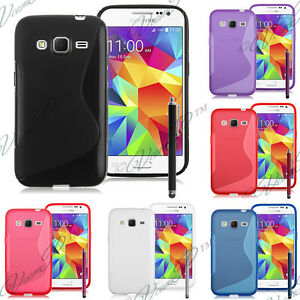 Etui-Coque-Housse-TPU-Silicone-Gel-S-Line-Samsung-Galaxy-Core-Prime-4G-SM-G361F