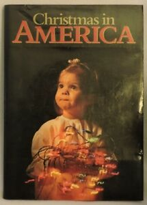 Christmas In America Book.Details About Christmas In America Coffee Table Book Beautiful Art Photo S From The Usa