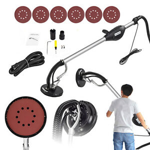 Commercial-Drywall-Sander-Tool-800W-Electric-Adjustable-Variable-Speed-Sand-Pad