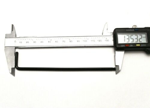 """9//64/"""" Inch Long Arm Hex Key Allen Wrench **Ball-End** 3.57mm"""