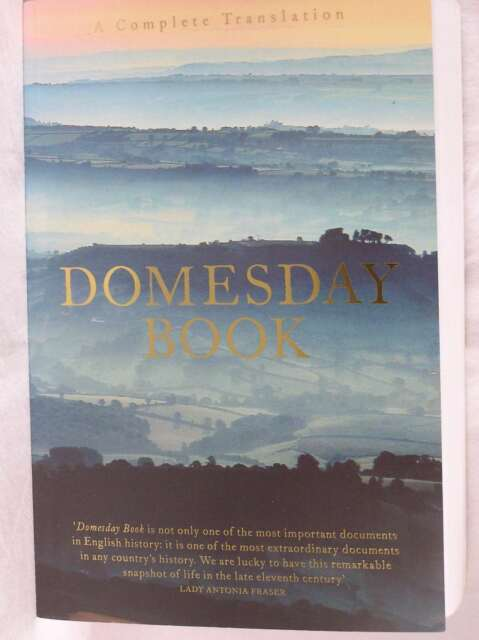 Domesday Book: A Complete Translation.  (Alecto Historical Editions), , Excellen