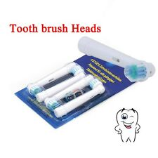 Electric Tooth brush Heads 4PCS Replacement For Braun Oral B 2017 Hot