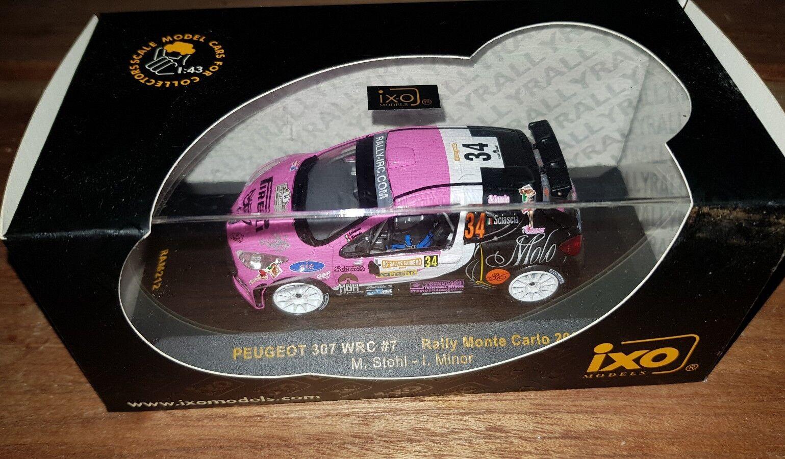 Ixo 1 43 Transkit Peugeot 207 S2000
