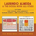 Viva Bossa Nova! + Ole! Bossa Nova! by Laurindo Almeida & The Bossa Nova Allstars/Laurindo Almeida (CD, Oct-2013, American Jazz)