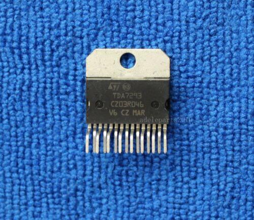 10pcs TDA7293 ST TDA 7293 Audio Amp ICs