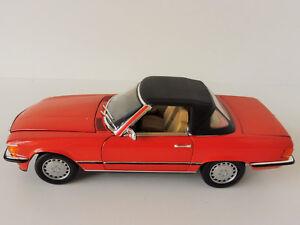 Mercedes-benz-300-sl-cabriolet-1986-1-18-norev-183467-inca-red-mercedes-r107