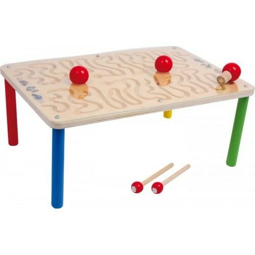 Magnetic Play Table Sensory Educational Toy for Special Needs, ADHD, Autism
