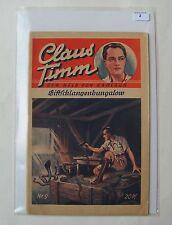 Claus Timm (Freya, Vorkrieg) Nr. 9 (Z2)