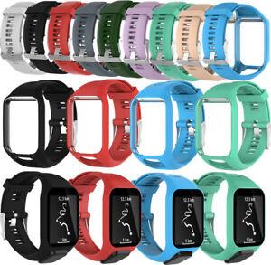 Band-Strap-Wrist-Strap-braccialett-for-TomTom-Runner-3-Golfer-2-Spark-3