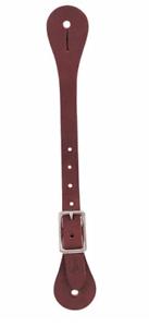 Latigo-Leather-Spur-Straps-Men-Horse-Western-Horse-TACK