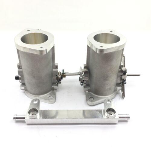 42 IDA fajs 42IDA Throttle Bodies replace 42mm Weber /& dellorto carb carburetor