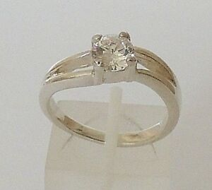 925-STERLING-SILVER-WHITE-CUBIC-ZIRCONIA-RING-size-O1-2