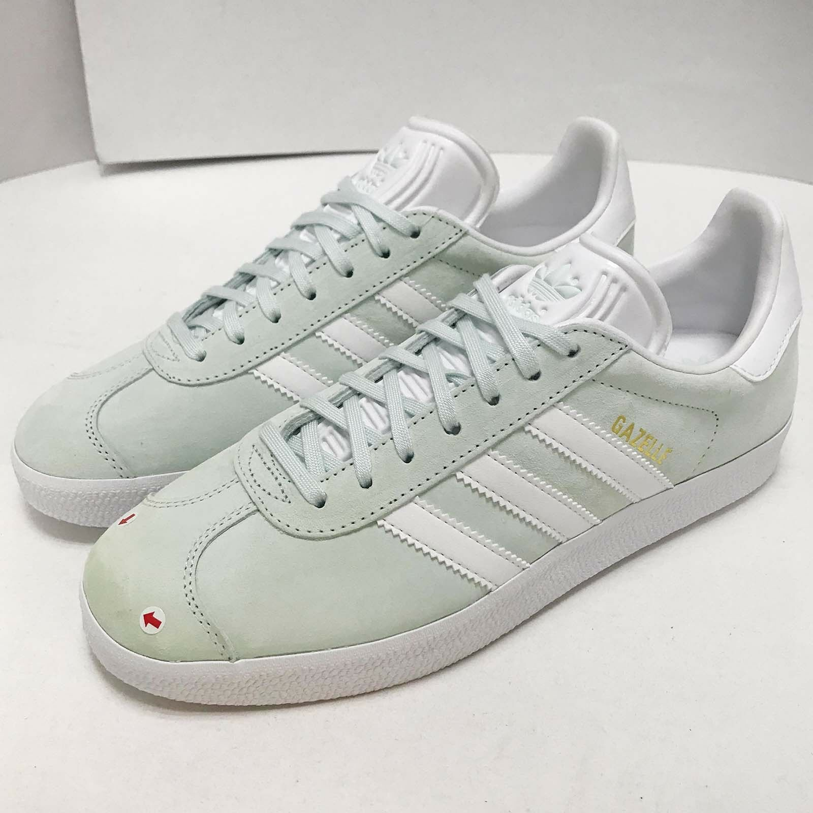 Adidas Originals Gazelle W Left Foot With Discoloration Women shoes BA9599