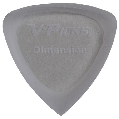 V-Picks Dimension Ghost Rim Guitar Pick