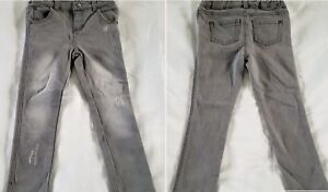 Boys' Clothing (newborn-5t) Afton Street 5t Gray Skinny Jeans Bottoms