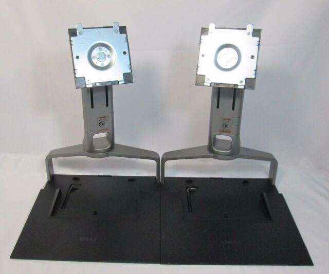 "Lot of 2 Dell 0RM361 0GG217 17/""-24/"" Monitor Stand for E-series Docks FREE SHIP"