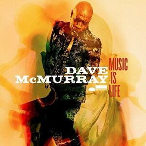 Dave-McMurray-Music-Is-Life-CD