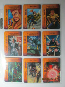Marvel Overpower CCG Scarlet Spider Powersurge Hero Card Very Rare
