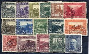 BOSNIA-amp-HERZEGOVINA-1910-Birthday-set-used