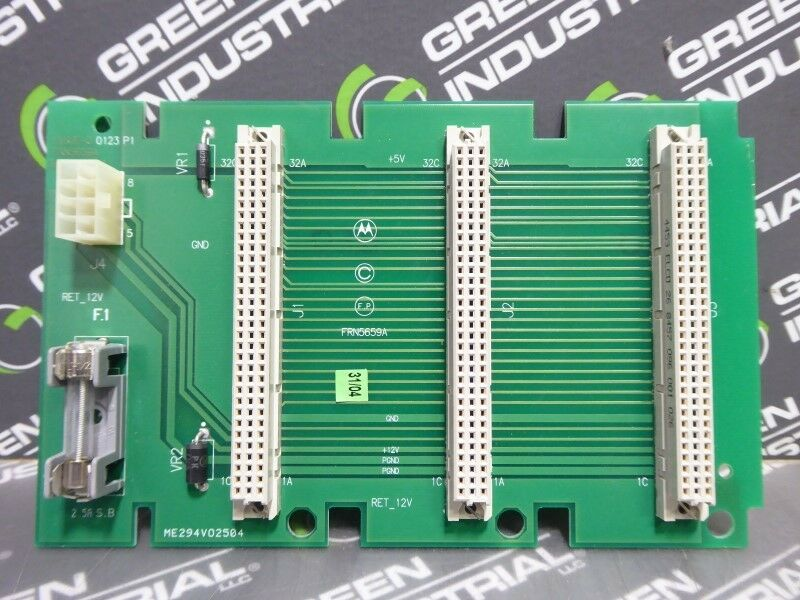 USED Motgoldla FRN5659A Radio Control Unit 3 Slot Motherboard