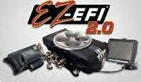 Fast Electronic 30400-kit Ez-efi 2.0 Carb To Fuel Injection Conversion Base Kit