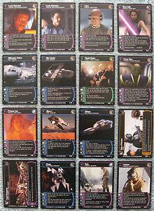 Part 2//2 Full Metal Alchemist TCG Blood /& Water Rare Cards