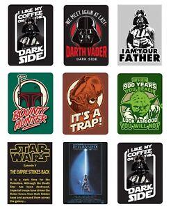 Genuine-Lucasfilm-Star-Wars-Fridge-Magnet-Gift-Darth-Vader-Ackbar-Yoda-Boba-Fett