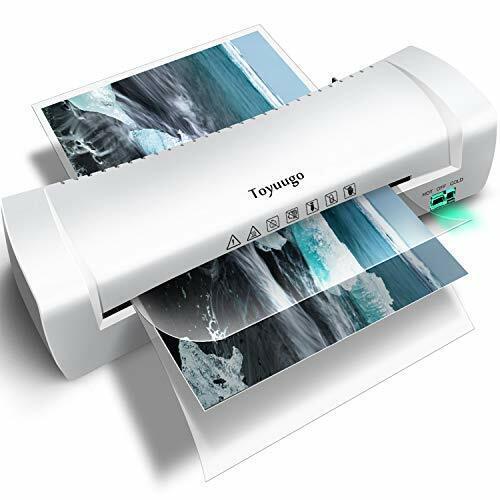Maquina Laminadora Plastificadora A4 Documentos Fotos Thermal Laminator Machine