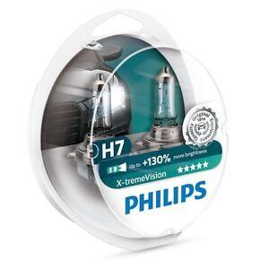 philips h7 x treme vision 130 headlight bulbs xtreme. Black Bedroom Furniture Sets. Home Design Ideas