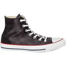 0625cfcbb8d1 CONVERSE Women s SHEENWASH HI Black White High Top Sneakers UK 6   EU 39