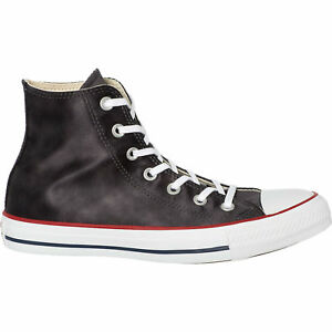 Converse Hi Top Women's Sheenwash High Sneakers Blackwhite Uk 6 FJc1KTl